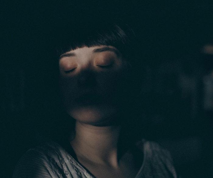 … wenn ich meine Augen schließe